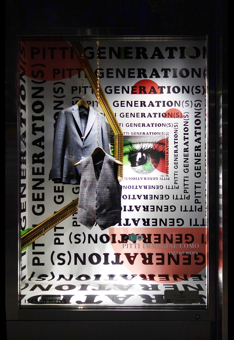PITTI GENERATION(S) (Pitti Immagine Uomo 89)