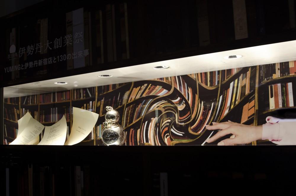 YUMINGと伊勢丹新宿店と130の出来事