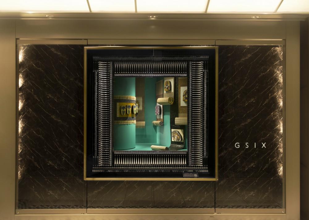 GINZA SIX 2nd Anniversary 「Roll」