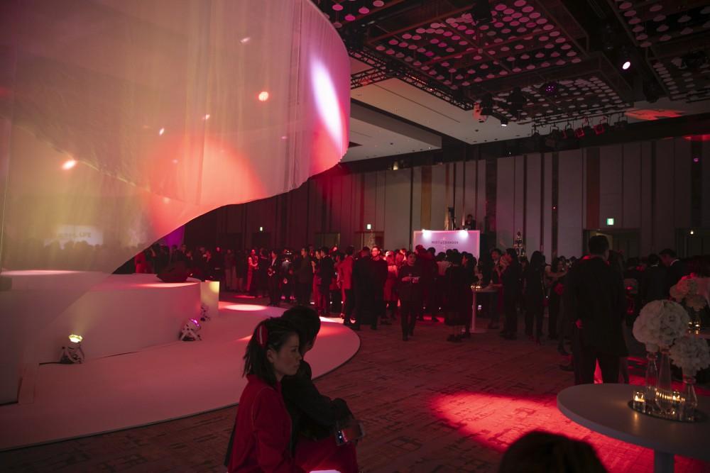 VOGUE JAPAN 20周年パーティー
