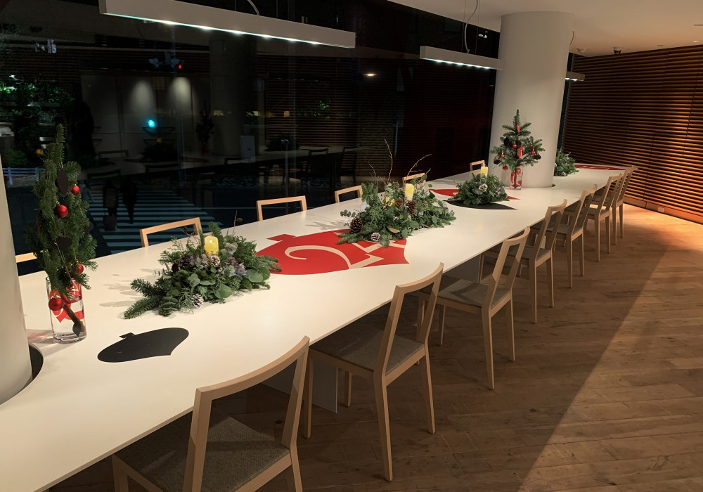 Miele Experience Center  Christmas 2019