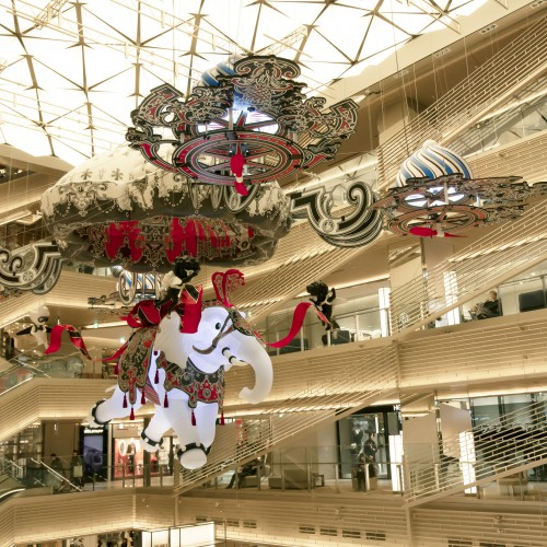 "GSIX_Christmas ""FantasticGift"" ~「冬の王国」と「夏の王国」の物語 ~"