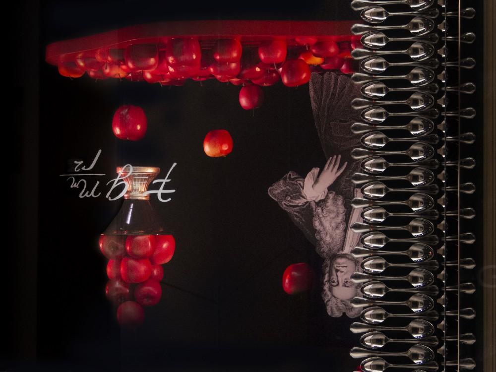 GINZA SIX Autumn 「りんご・RINGO」