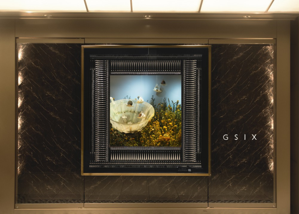 GINZA SIX  Spring「Mindful tea time」