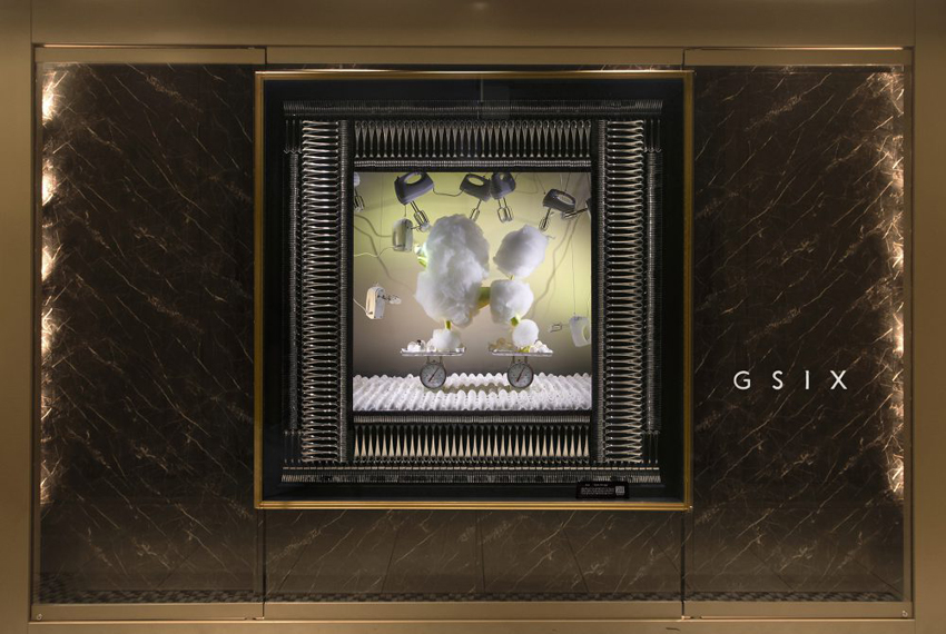 GINZA SIX  Spring 「Open the egg」