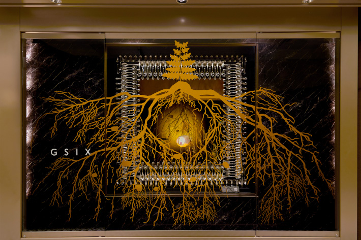 GINZA SIX  Autumn「ROOT」
